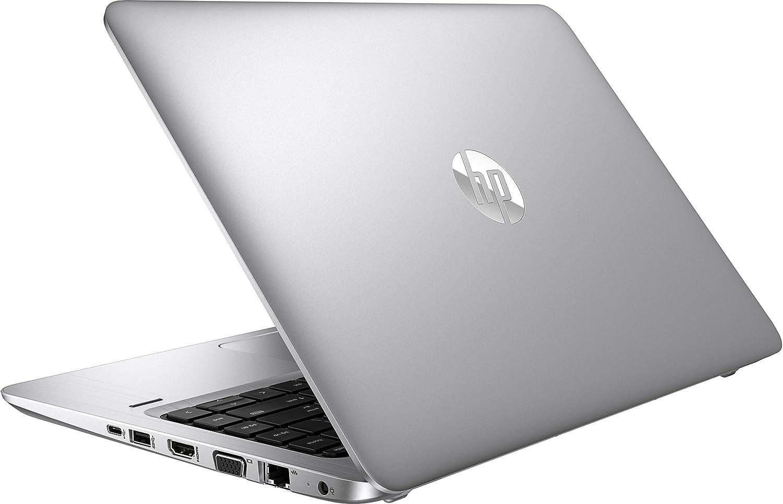 HP ProBook PC Notebook 430 G4 - Ordenador portátil (7ª generación de procesadores Intel® CoreTM i5, 2,50 GHz, 33,8 cm (13.3