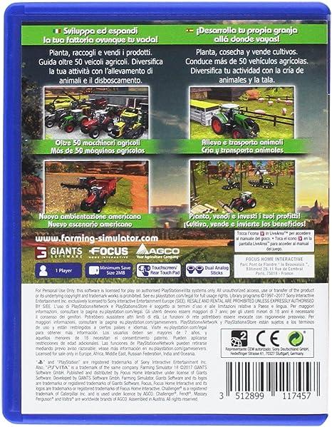 Farming Simulator 18: Amazon.es: Videojuegos