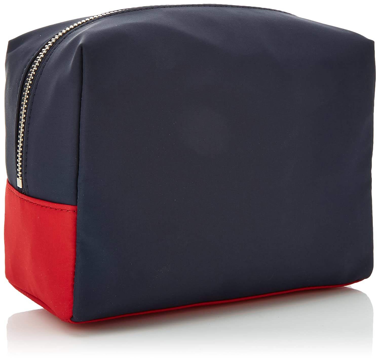 Tommy Hilfiger - City Washbag Nylon, Organizadores de bolsos Mujer, Azul (Corporate Cb), 6.5x14.3x19.5 cm (B x HT)