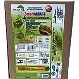 SmartGARAGE- Reflective Garage Door Insulation Kit 2 car - 18'W x 7'H (Reflective/Reflective)