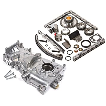 Nissan ka24de timing chain replacement | Replacing the timing chain