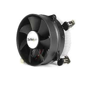 StarTech.com 95mm Socket T 775 CPU Cooler Fan with Heatsink - socket 775 cooler - lga 775 cooler - 775 cpu cooler (FAN775E)