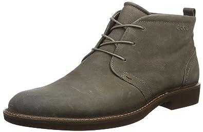 Ecco Biarritz, Herren Chukka Boots, Grau (Warm Grey), 47 EU (
