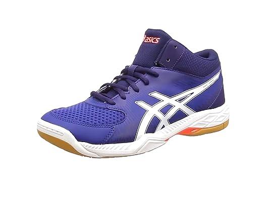 Asics Gel-Task MT, Zapatos de Voleibol para Hombre, Blanco (White/