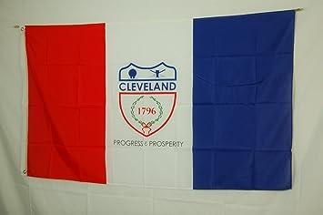 Amazon city of cleveland ohio state flag 3 x 5 banner garden city of cleveland ohio state flag 3 x 5 banner colourmoves