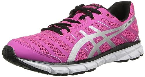 Asics Gel-Zaraca 2 Zapatillas de Running de la t3 a9 N Mujeres, Color, Talla 36.5: Amazon.es: Zapatos y complementos
