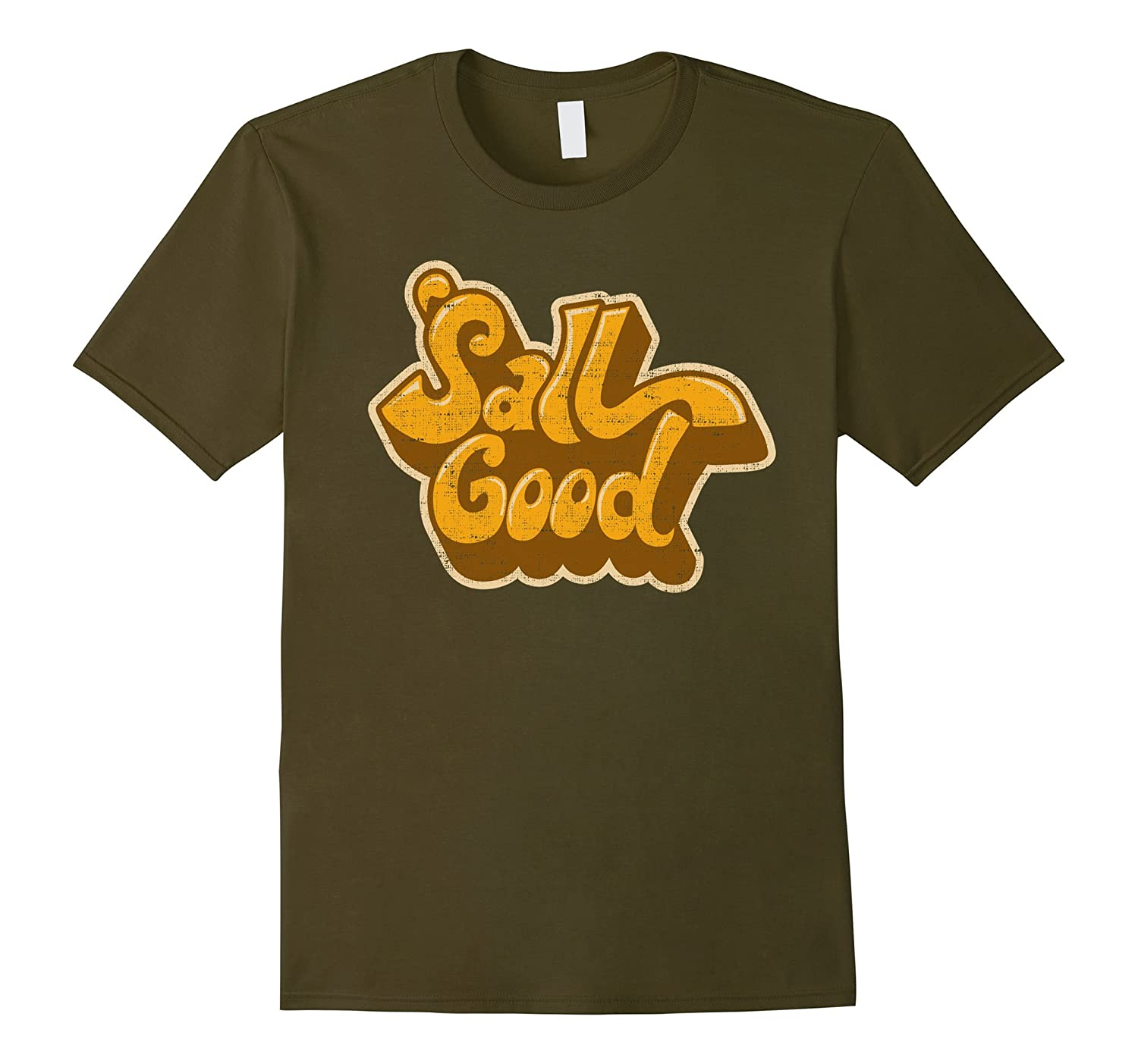 'Sall Good Retro Vintage Tshirt-T-Shirt