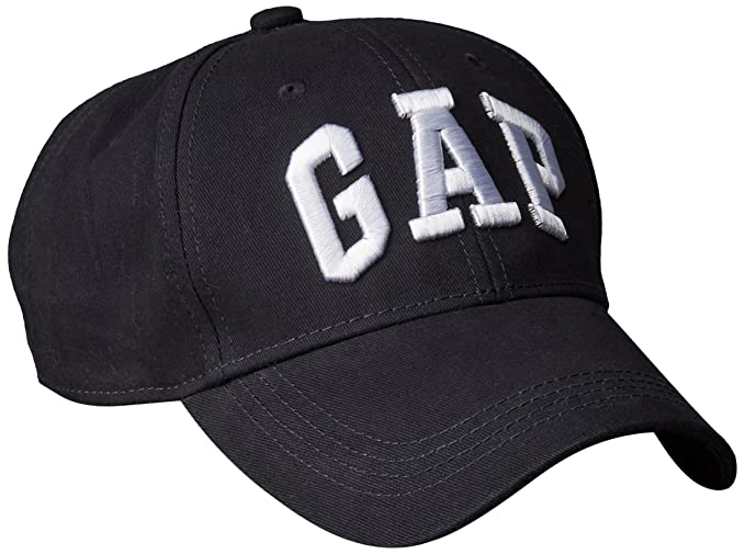 GAP Men s Cotton Baseball Cap (178391 One Size Deep True Navy ... bda2e83b025f