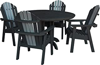 product image for Highwood AD-DNA48-LUX Hamilton 5 Piece Dining Set, Height, Luxor