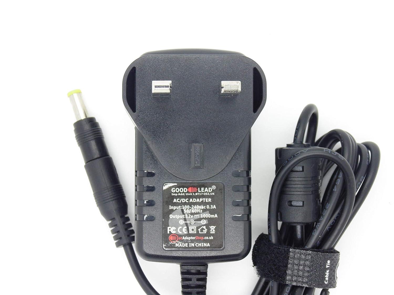 GOOD LEAD Makita BMR101 DAB Site Radio 12V UK Mains Power Supply Adapter UK SELLER NEW