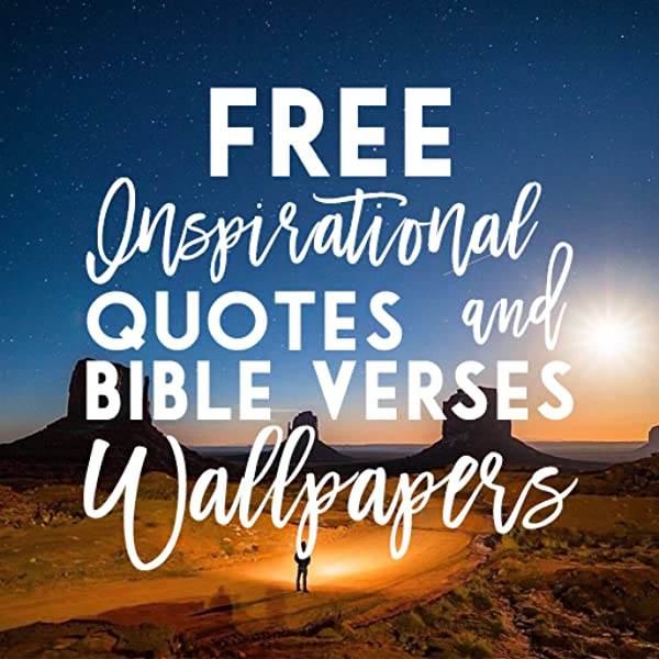 Amazon Com Inspirational Quotes And Bible Verses Wallpapers Appstore For Android