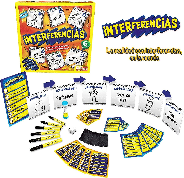 #Juegodemesa Interferencias por 20,30€ ¡¡16% de descuento!!