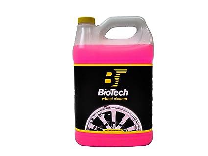 BioTech ácido rueda Limpiador, limpiador de cromo, Metal ...