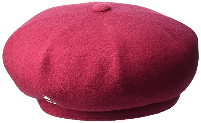 bd3b5587896b4 Kangol Men s Wool Jax Beret Hat at Amazon Men s Clothing store