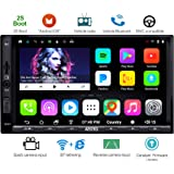 Amazon Price History for:[NEW] ATOTO A6 2DIN Android Car Navigation Stereo with Dual Bluetooth - Standard A6Y2710SB 1GB+16GB Car Entertainment Multimedia Radio,WiFi/BT Tethering internet,support 256G SD &more
