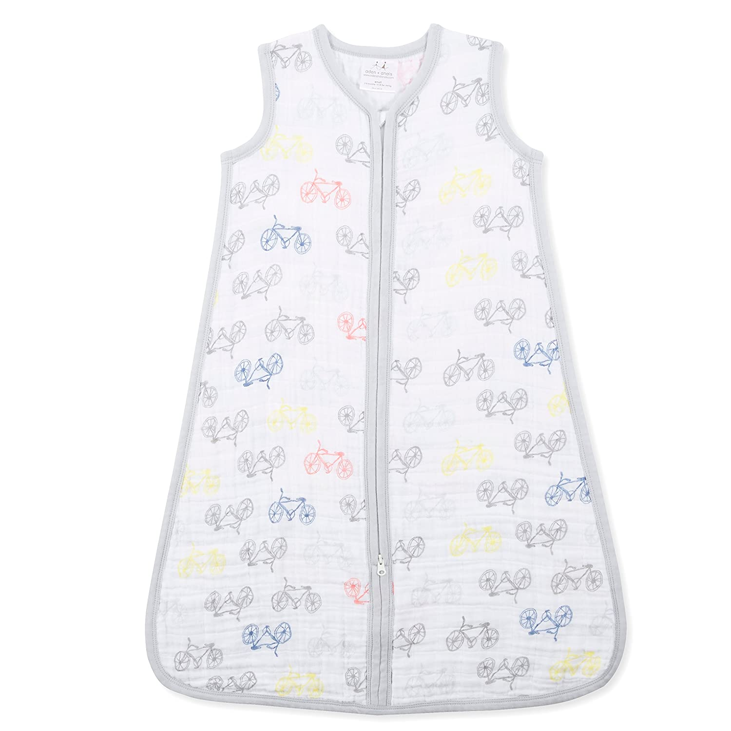 aden + anais sleeping bag, leader of the pack- S 8142F