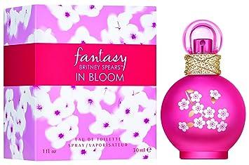 Amazoncom Britney Spears Fantasy In Bloom Eau De Parfum 30ml