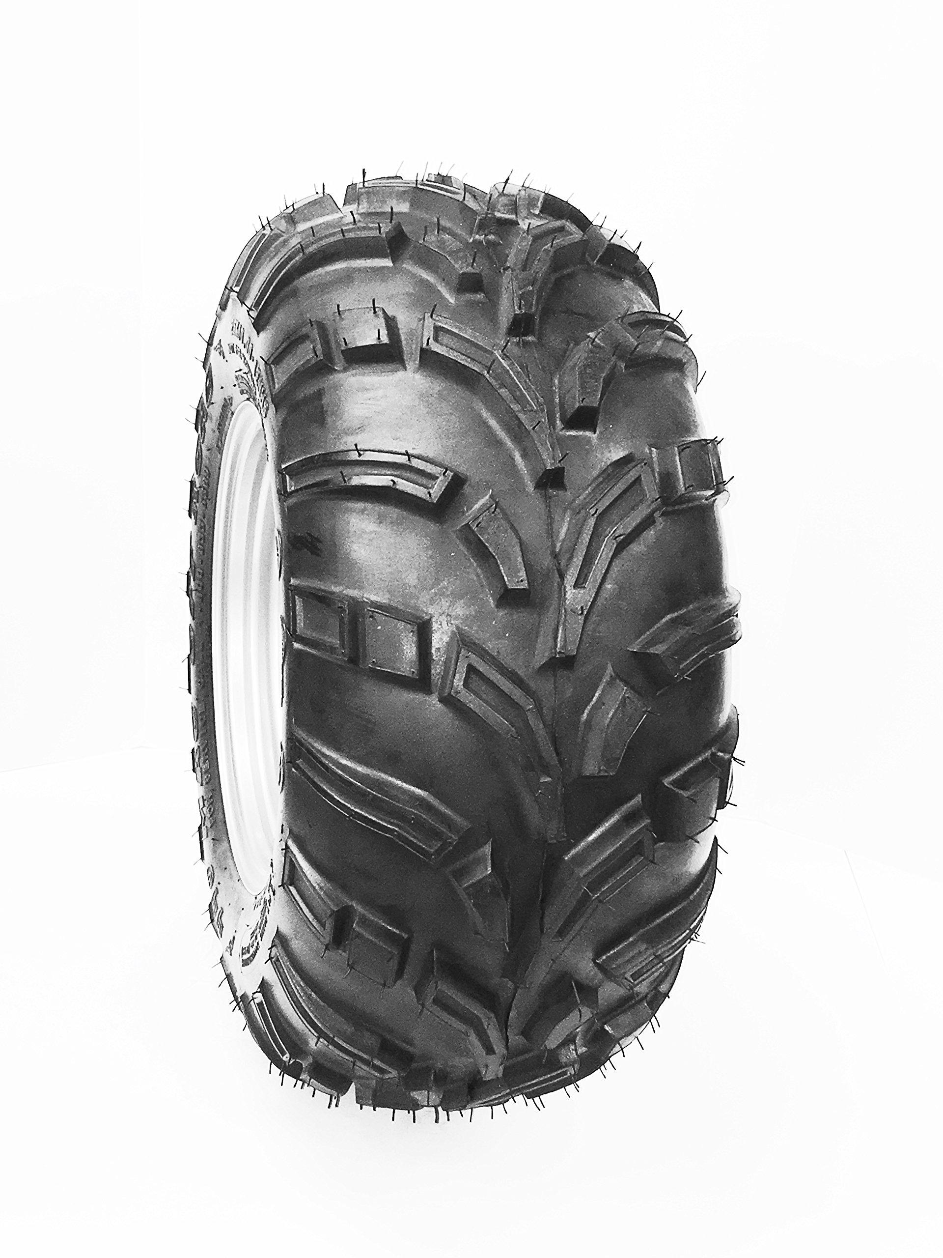 24X9.00-12 440 MAG MUD LUG ATV 6PLY TIRE 24X900-12 24/900-12 24x9-12 440MAG