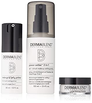 Amazon Com Dermablend Makeup Essentials Gift Set With Face Primer