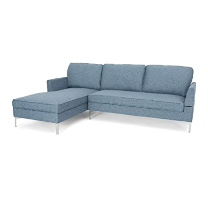 Amazon.com: Miriam Chaise Sectional Sofa Set, 2-Piece 3 ...