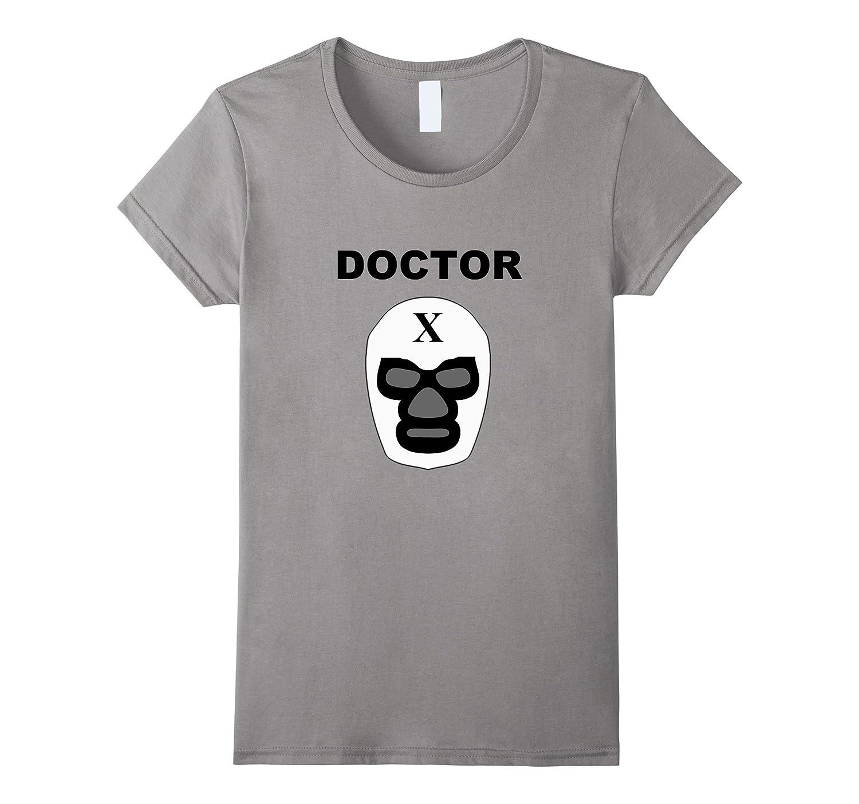 Blondie's Doctor X T-shirt seen on Ash-4LVS