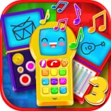 Best Beansprites LLC Game Apps - Baby Phone 3: Pretend Play Phones, Music, Animals Review