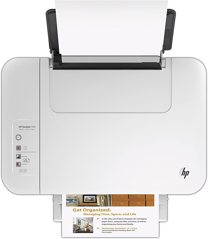HP Deskjet 1512 All-in-One - Impresora multifunción de tinta (B/N ...