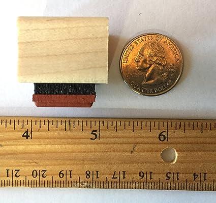 Stampola Ukulele Mandolin Banjo Chord Stamp Medium