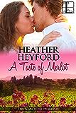 A Taste of Merlot (The Napa Wine Heiresses Book 2)