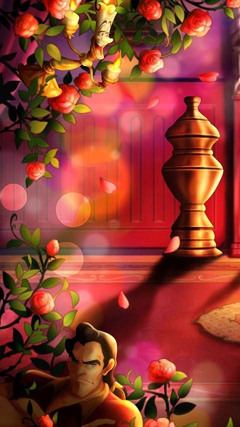 ディズニー ,ガストン  XFVGA(480×854)壁紙画像