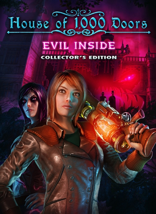 House of 1000 Doors: Evil Inside Collector's Edition [Download]