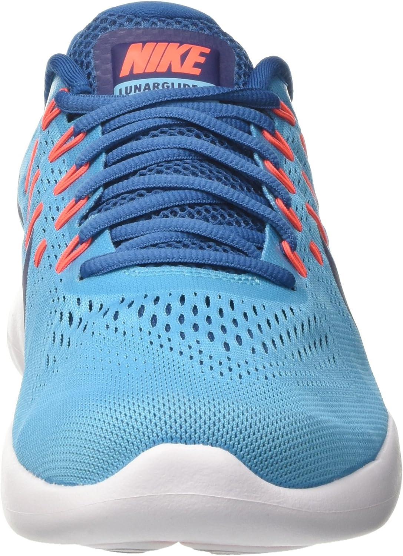 NIKE Lunarglide 8, Zapatillas de Running para Hombre: Amazon.es ...