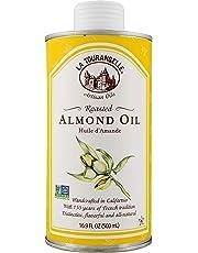 La Tourangelle Roasted Almond Oil 500 Milliliter