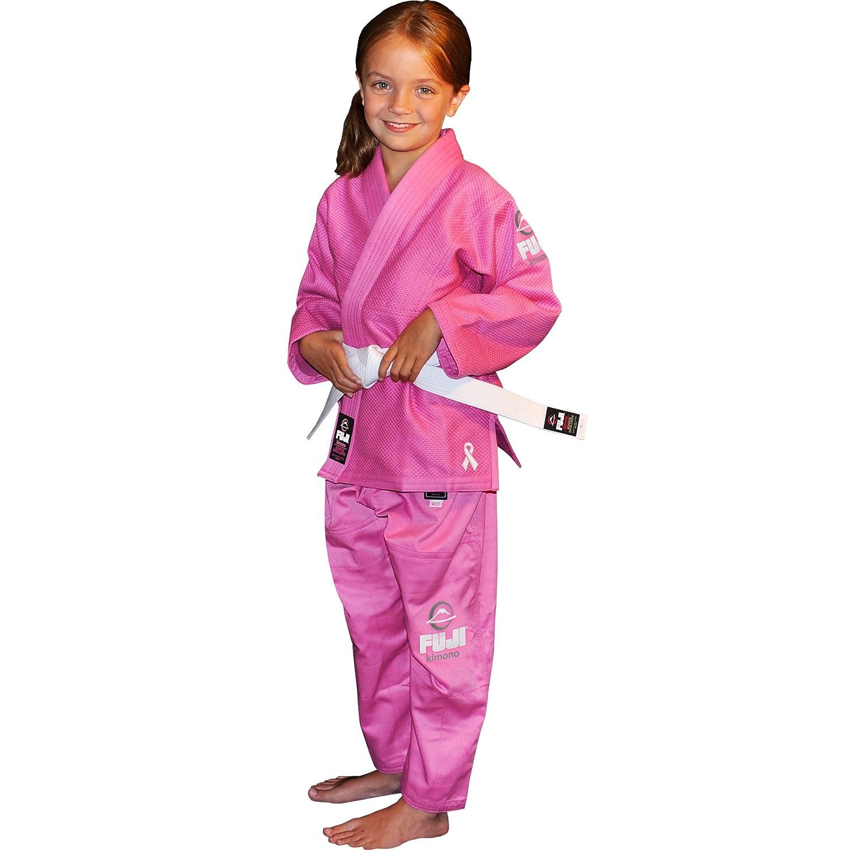 Fuji 's Kid 's BJJ Uniform、ピンク Fuji WC1 Uniform、ピンク B00GII1Q42, キヅクリマチ:e8d2000e --- capela.dominiotemporario.com