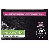 Clairol Herbal Essences Hair Color, Shade 070 Black