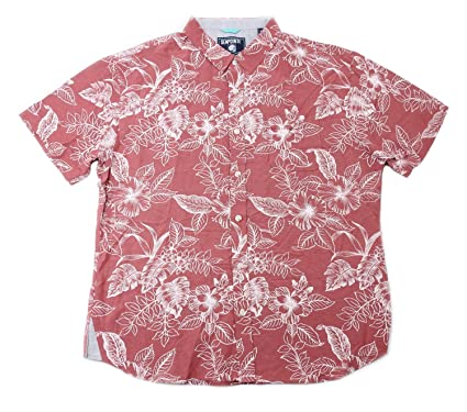 ce838493 Image Unavailable. Image not available for. Color: S Seapointe Men's Size X- Large Button Down Hawaiian Shirt ...