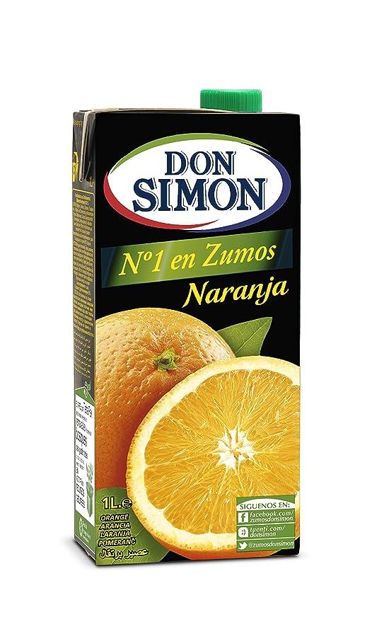 Don Simon Zumo de Naranja - 1 l