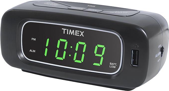 Timex T1210B Alarm clock