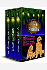 Cozy Sleuths: Cozy Mystery Series Starter Boxed Set Kindle Edition