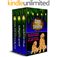 Cozy Sleuths: Cozy Mystery Series Starter Boxed Set