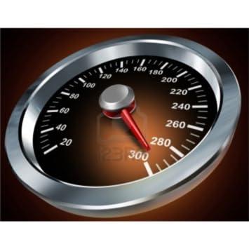 0-60 mph (0-100 km/h) GPS acceleration time