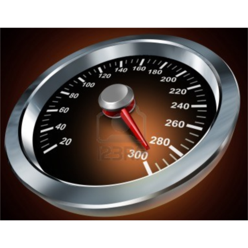 CT Speedometer - 0-60 MPH (0-100 KM) , 1/4 Miles (400 meters) Acceleration Timers and Performance ()