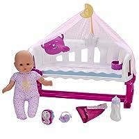 Nenuco Cunita Duerme Conmigo con Baby Monitor, (Famosa 700014485)