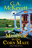 Murder in the Corn Maze (A Granny Reid Mystery Book 2)