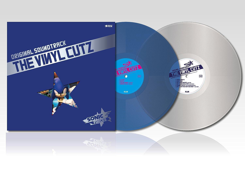 Coffret Collector OST intégrale de Sonic Forces 810kFKFM9CL._SL1500_