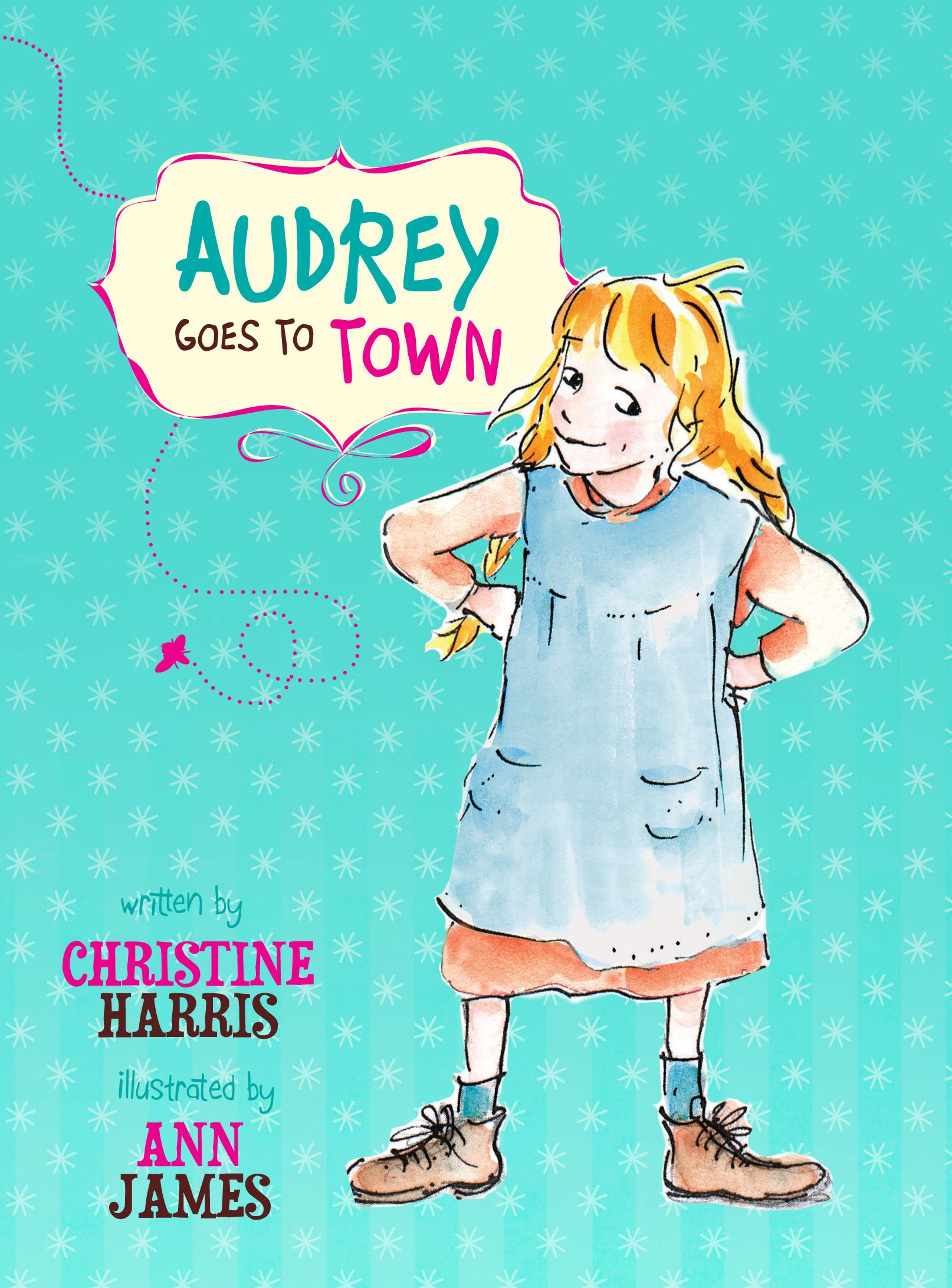 Audrey Goes to Town