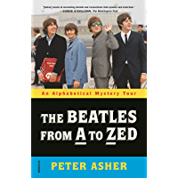 The Beatles from A to Zed: An Alphabetical Mystery Tour book cover