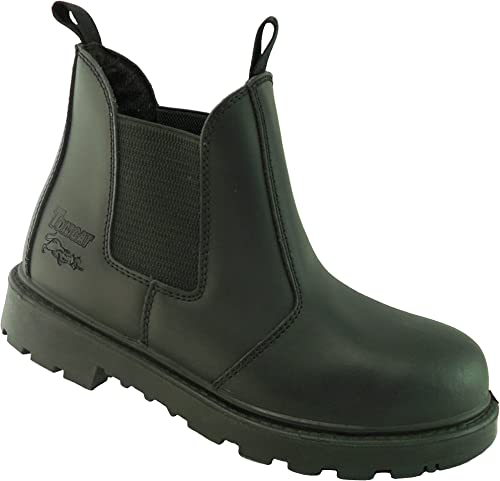 Rock Fall Tomcat TC310 Oregon black S1P safety dealer boot with midsole