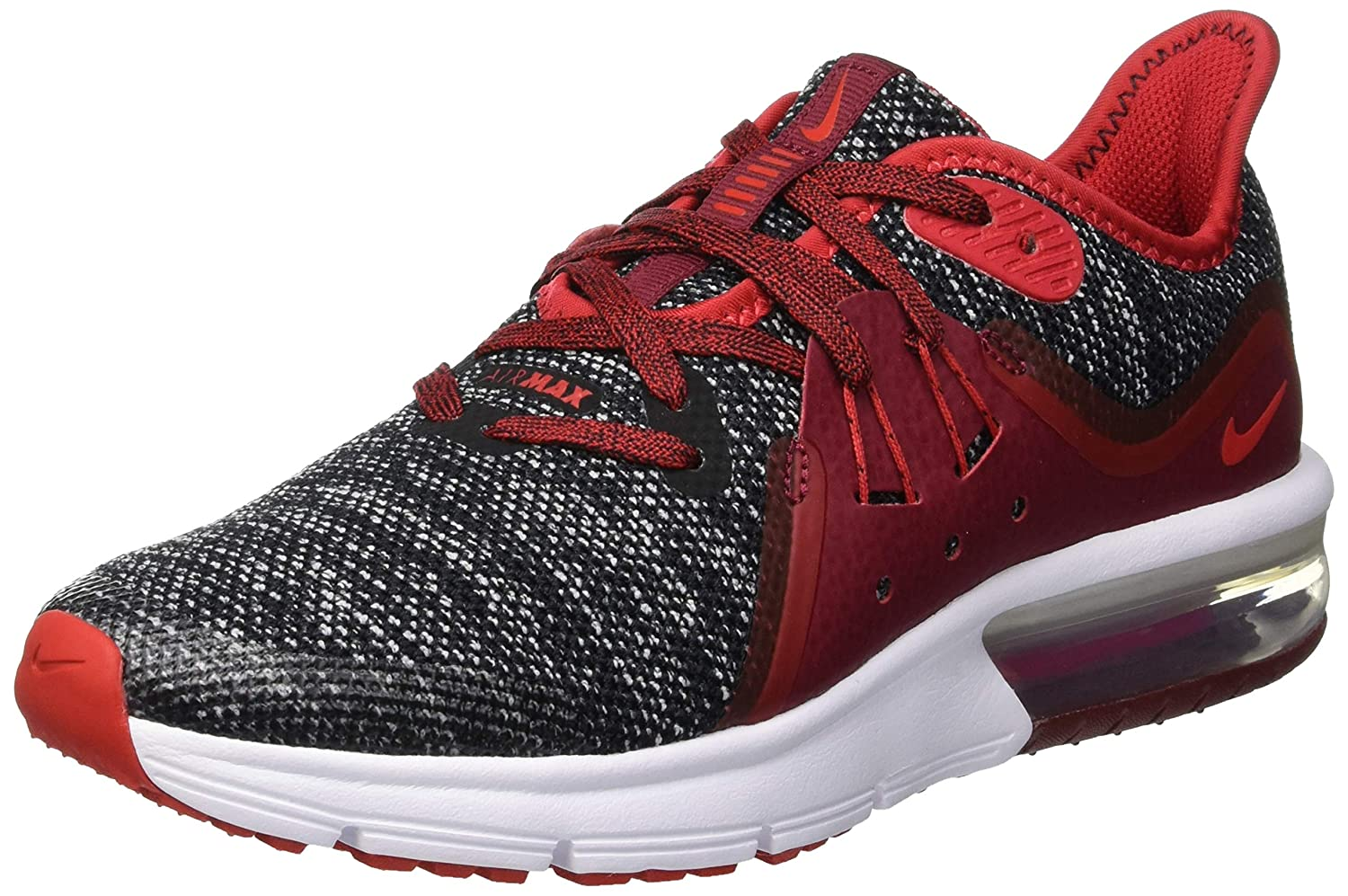 | NIKE Air Max Sequent 3 (Gs) Kids' Red Running