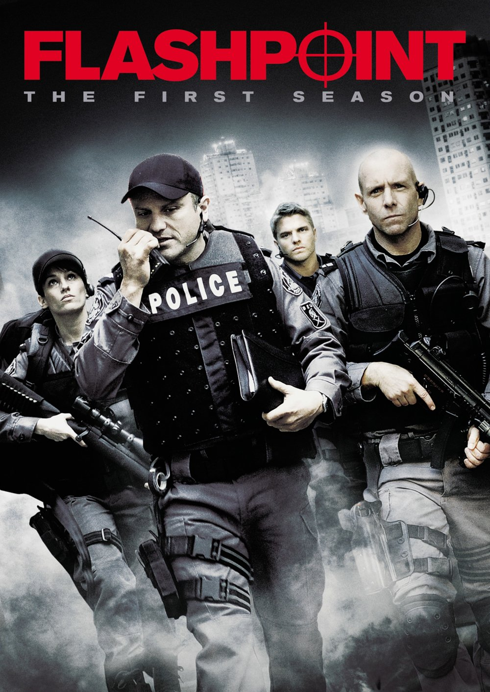 Amazon.com: Flashpoint: Season 1: Enrico Colantoni, Amy Jo Johnson ...